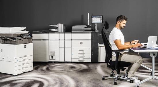 Production Printing