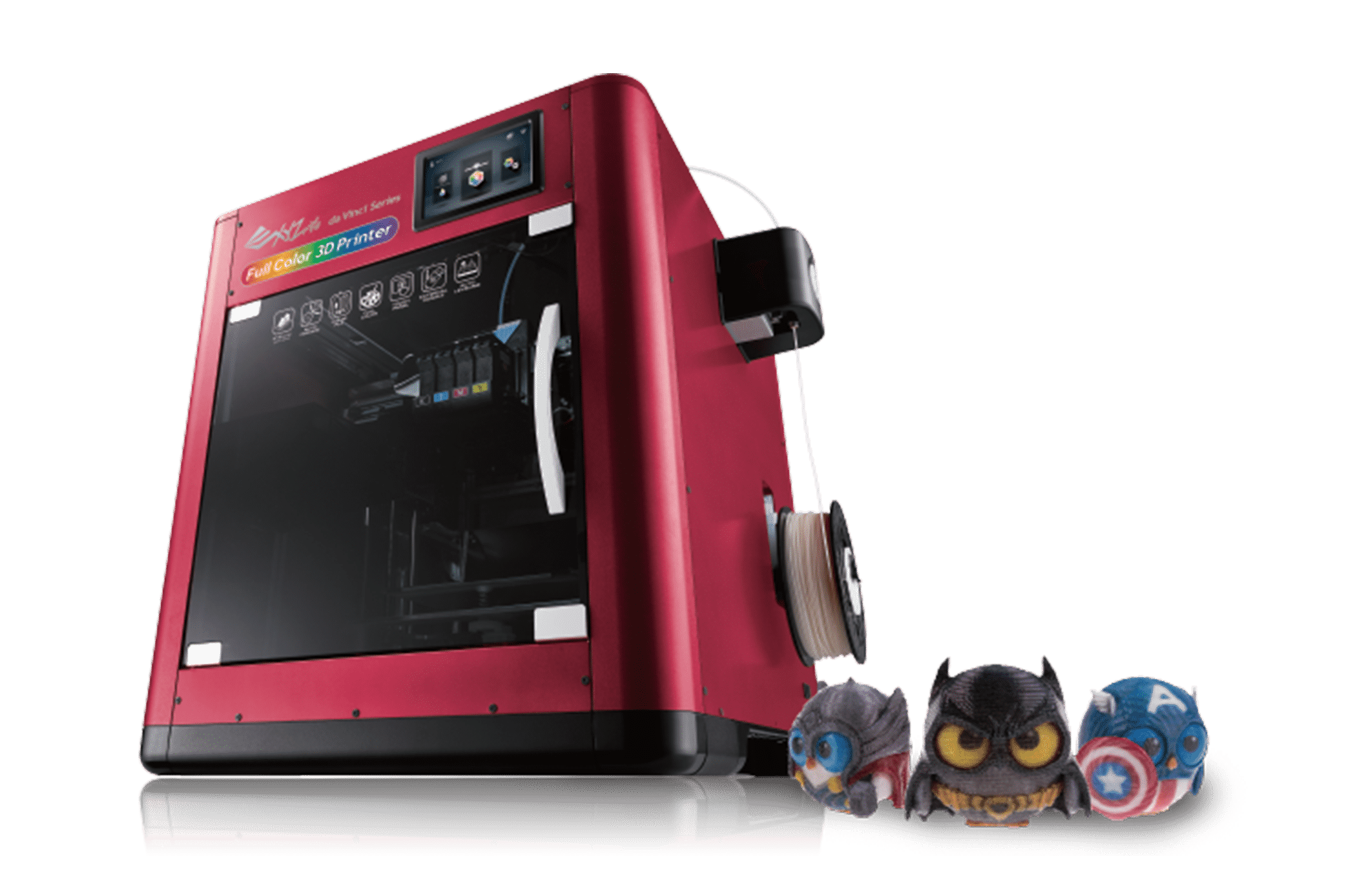 XYZ da Vinci Color 3D Printer