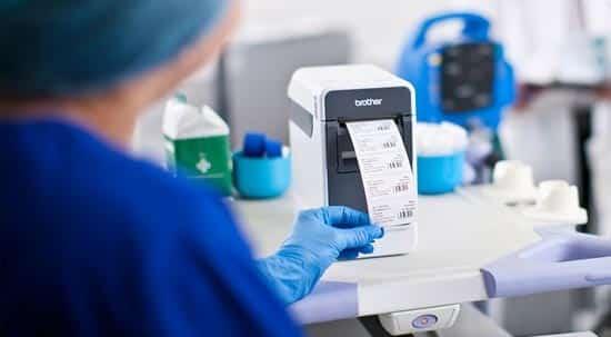 Health Care Label Printing