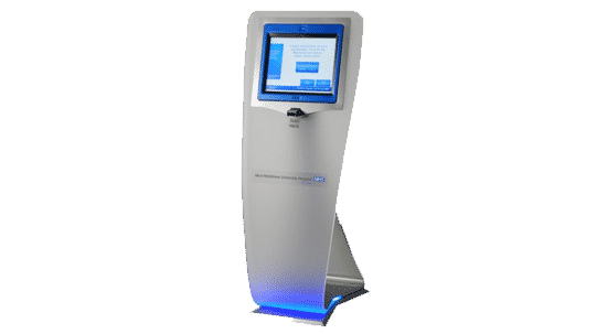 Freestanding Kiosks
