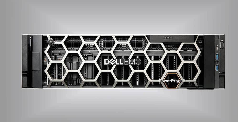 The Dell EMC Data Domain Box