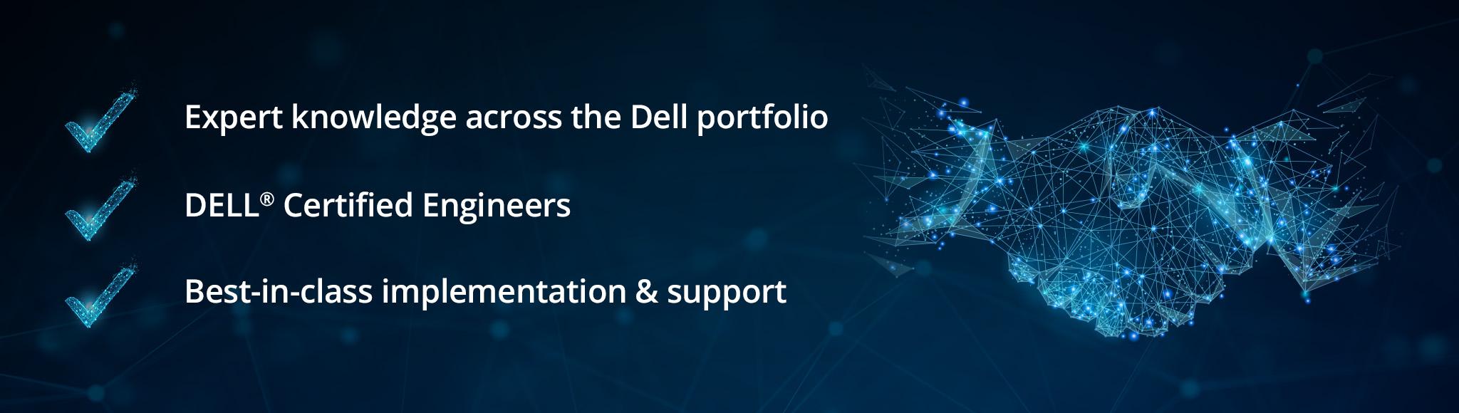 Intercomp Achieves Titanium Tier in the 2021 Dell Technologies Partner Program